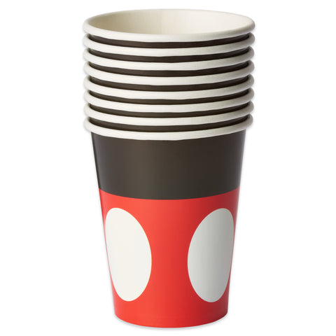 Drinking Cups 9oz 8/Pkg-Mickey Mouse