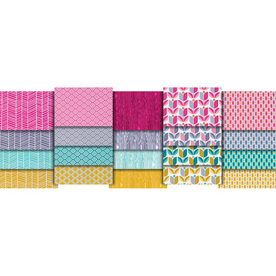 "True Colors-Joel Dewberry 18""X21"" Fat Quarters-20pcs"