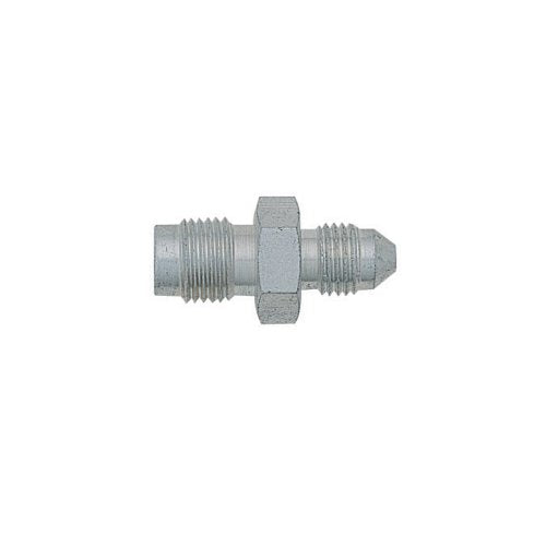 #3 to 10mm x 1.0 Male Steel Flare Adapter