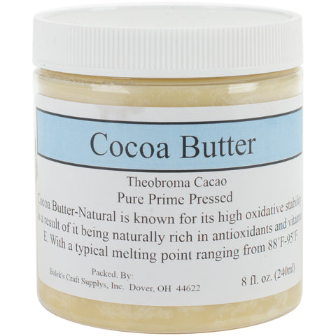 Cocoa Butter 8oz-