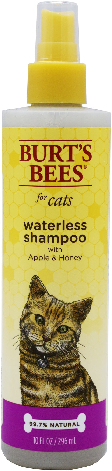 Burt's Bees Cat Shampoo 10oz-Waterless