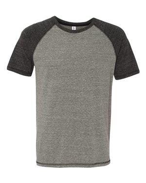 All Sport. Grey Heather/ Charcoal Heather Triblend. 2XL. M1101. 00884913239944