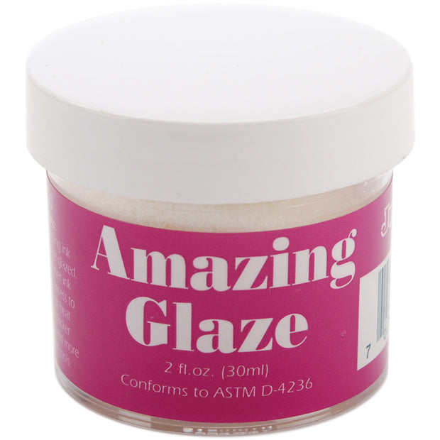Judikins Embossing Powder 2oz-Amazing Glaze