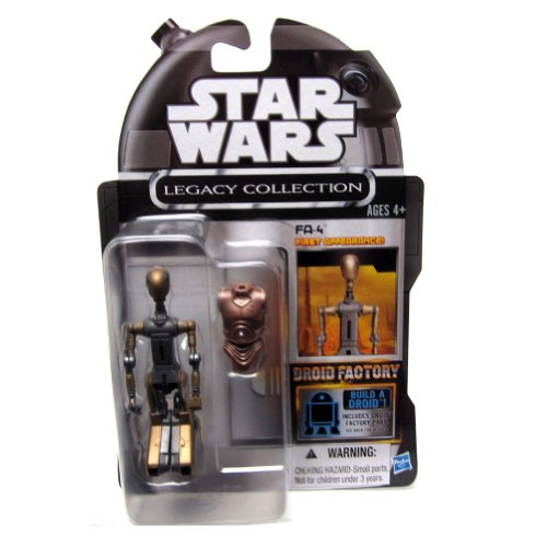 FA-4 Star Wars Droid Factory Exclusive Action Figure