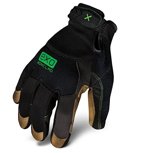 Ironclad EXO-MOL-06-XXL Modern Leather Gloves, XX-Large