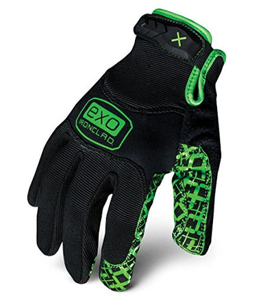 Ironclad EXO-MGG-04-L Motor Grip Gloves, Large