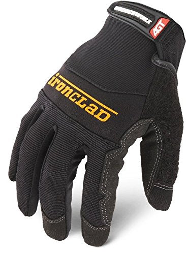 Ironclad WWI2-04-L Wrenchworx Impact Glove, Large