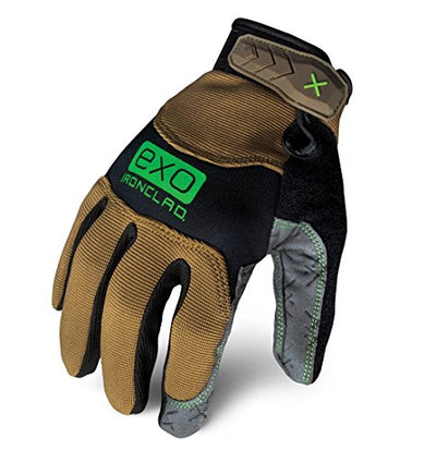 Ironclad EXO-PPG-02-S Project Pro Gloves, Small