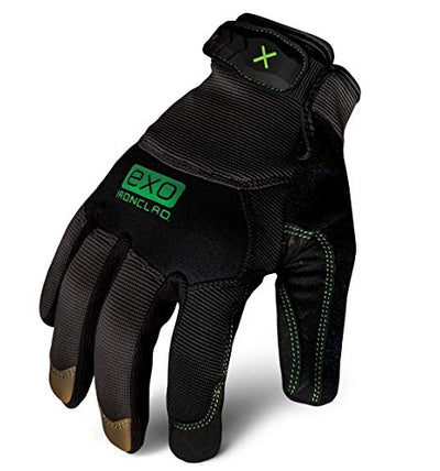 Ironclad EXO-MLR-06-XXL Modern Leather Reinforced Gloves, XX-Large