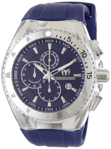 TechnoMarine Men's 111004 Cruise Original Chronograph Blue Watch