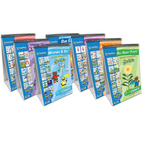 FLIP CHARTS SET OF ALL 7 EARLY