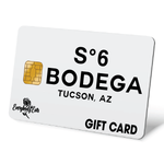 South Sixth Bodega Gift Card