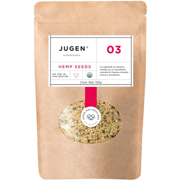 03 Hemp Seeds (Semillas de Cañamo)
