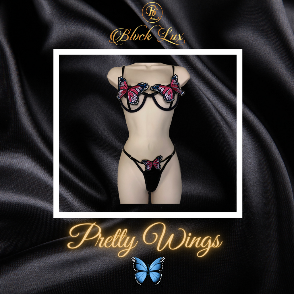 Pretty Wings Set