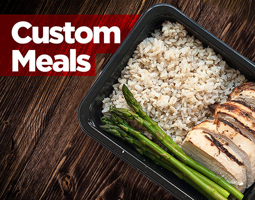 Fuel Meals | Custom Meal Prep | Meal Prep at Your Doorstep
