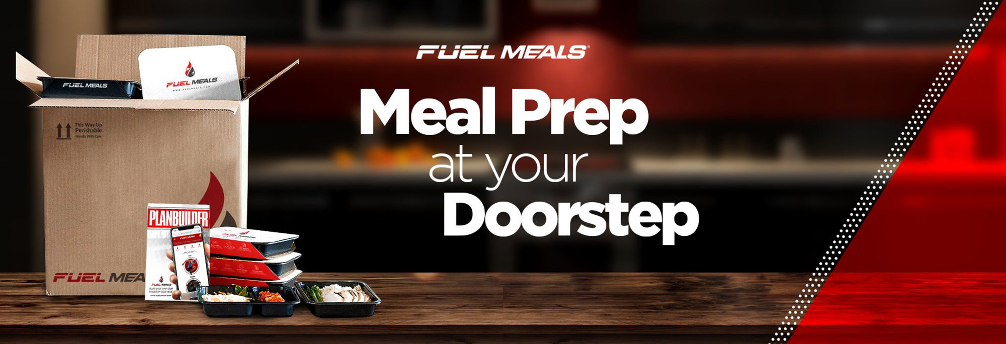 Fuel Meals Meal Prep