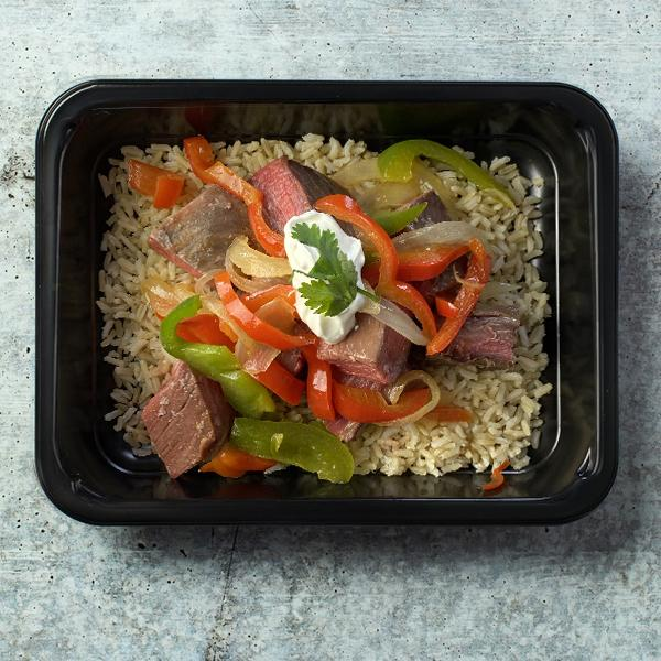 Baja Steak Burrito Bowl
