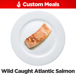 Wild Caught Atlantic Salmon