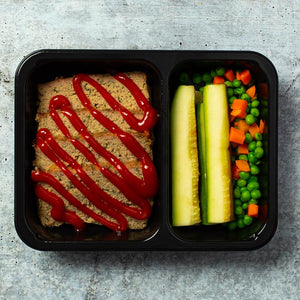 Keto Homestyle Meatloaf