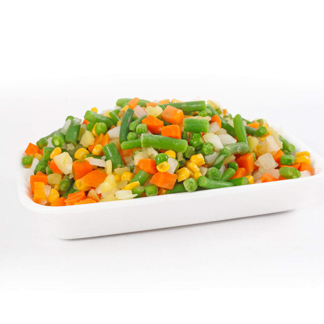 Mixed Vegetables – 1 lb.