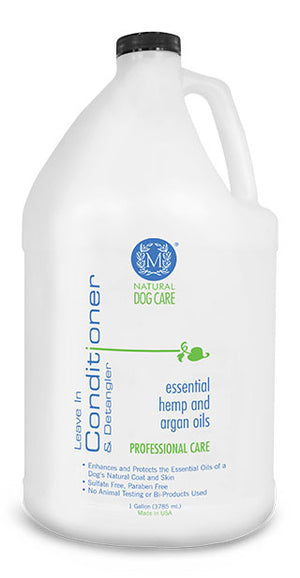 Leave In Conditioner & Detangler (Gallon Size)