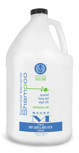 Essential Elements Shampoo: Extreme Dry Skin & Anti-Itch Formula (Gallon Size)