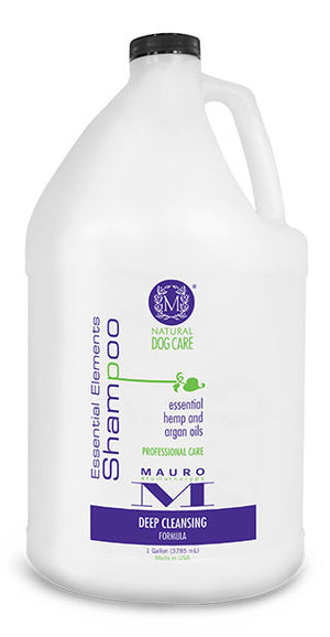 Deep Cleansing & Purifying Shampoo: Deep Cleansing Formula (Gallon Size)