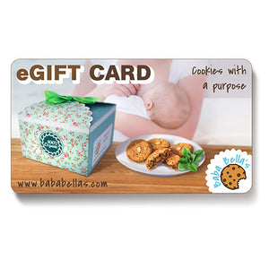 Purchase Baba Bella's eGift Card