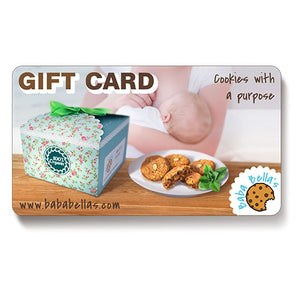 Purchase Baba Bella's Physical Gift Card