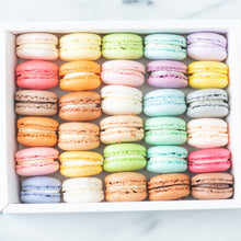Sales | 30 pcs Classic & Premium Macarons in Gift Box and Paper Bag  | Use Code: STAYHAPPY50 | $68 Only