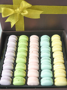 40pcs Macarons in a Gift Box