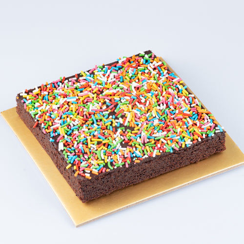 Sales! Rainbow Sprinkles Brownie | Limited to 1st 100 Only | Use Code: YEAR2021 | $11.11 only
