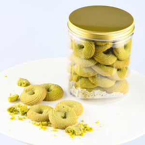 Happy CNY! I Matcha Butter Cookie | $25.80 nett only