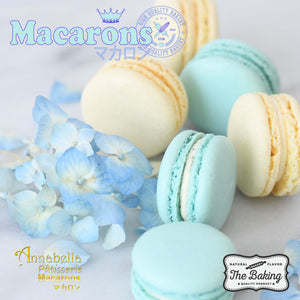 6PCS Macarons in Gift Box (Marvelous 2) |  Use Code: STAYHAPPY50 | Special Price S$15.00