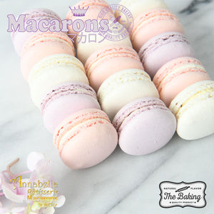 6PCS Macarons in Gift Box (Classic 4) |  Use Code: STAYHAPPY50 | Special Price S$9.90
