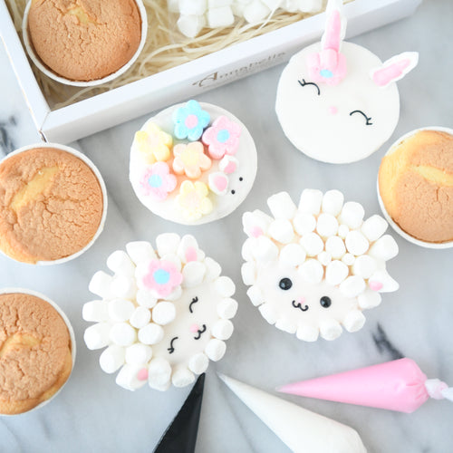 DIY Cupcake Set | 50% OFF first 100 use code STAYHAPPY50 | $19.90 nett only