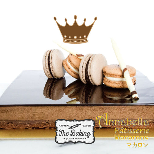 Crunchy Hazelnut Chocolate Cake (1kg) + Free 4pcs Macarons + Free 10pcs Brownies $12.80 | Free Birthday Topper + Knife + 1xCandle |  Limited Qty 1st100 | [25% OFF] $59.90 Nett