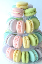 4-Tier Tower (40pcs Classic or Premium or Marvelous Macaron) | Includes Free Tower | Simple Self-Assemble | $168 Nett Only