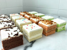 ❤4pcs Artisan Party Tea Cake Gift Box 4 Flavours in One❤12 Flavours❤
