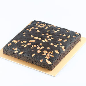 Sugar Free | Keto Friendly | Low Carb | Gluten free | Big Brownie 18x18 cm | $39.90 nett