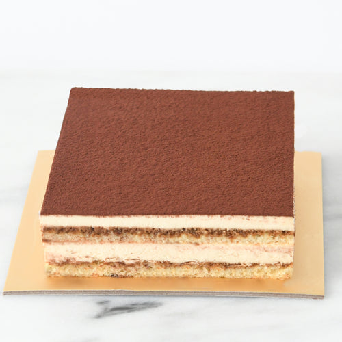 Sugar Free | Keto Friendly | Low Carb | Gluten free | Tiramisu 18x18 cm | $59.90 nett