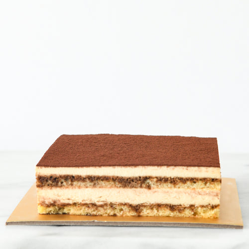 Sugar Free | Keto Friendly | Low Carb | Gluten free | Tiramisu Petite |11x11 cm | $29.90 nett