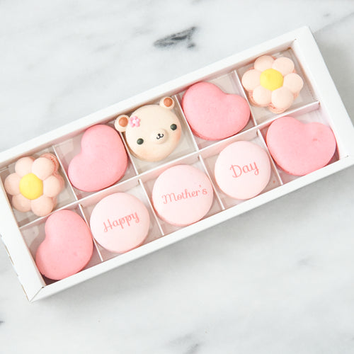 Happy Mothers Day |  I Love Mama Macarons | Early Bird $38.80 nett only