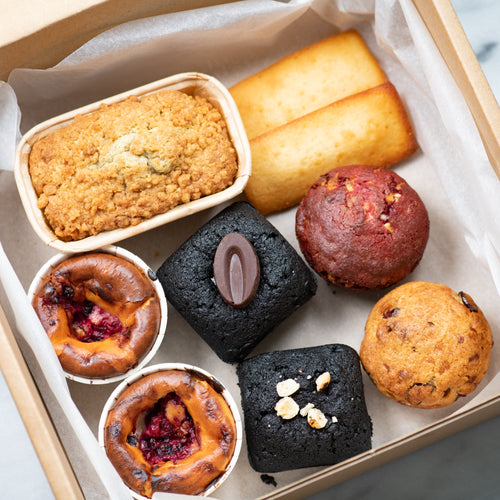 *8-Dec-2020* (Tuesday) **LAST DAY** Pastry Box V2.0 | 9pcs Top Quality Pastries | Limited to 20 Boxes Daily | Freshly Baked 6am-11am & Free Delivery 11am - 5pm | $39.90 (u.p. $59.90)