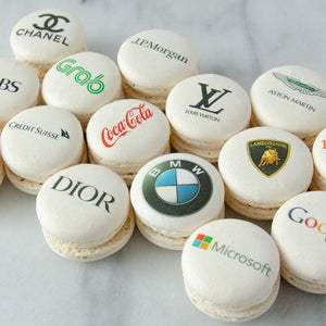 Macarons with Customized Printing