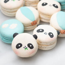 11.11 Sales! | 4pcs Panda Macaron Gift Box |  50% Off |  1st 100 Orders | Use Code: 1111SALES | $11.11 Only!