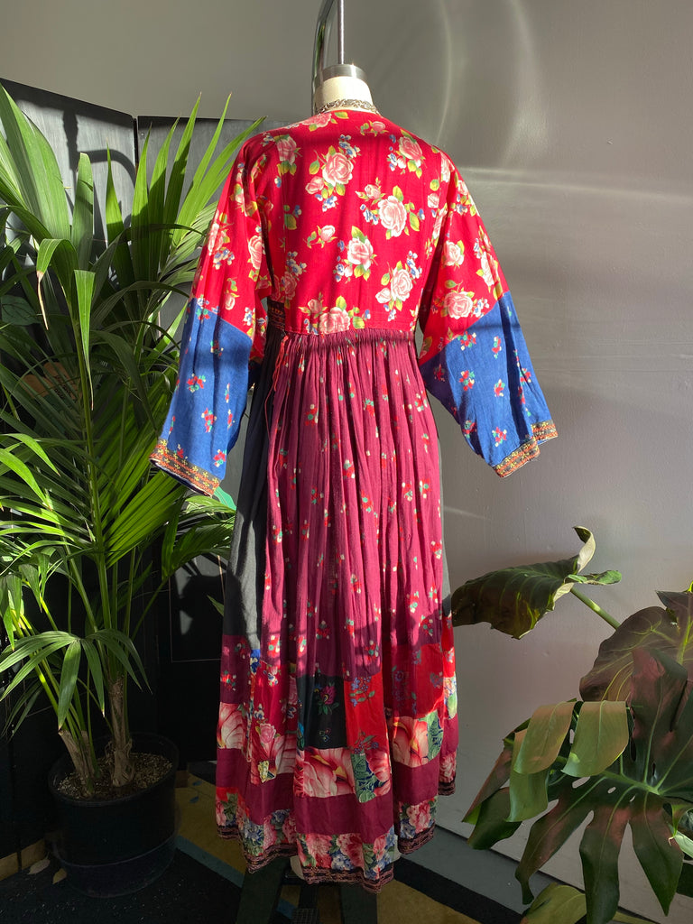 Embroidered Bedouin Dress