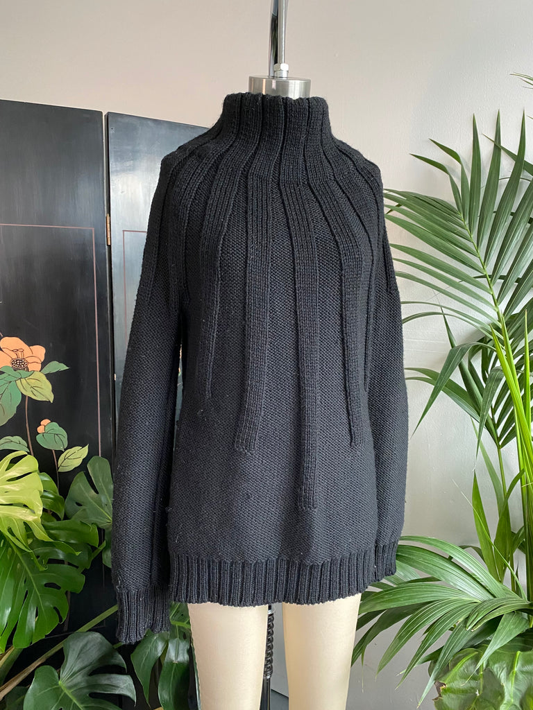 Veronique Branquinho Chunky Turtleneck