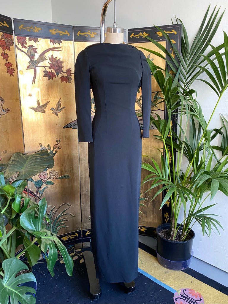 Antonio Berardi Backless Gown
