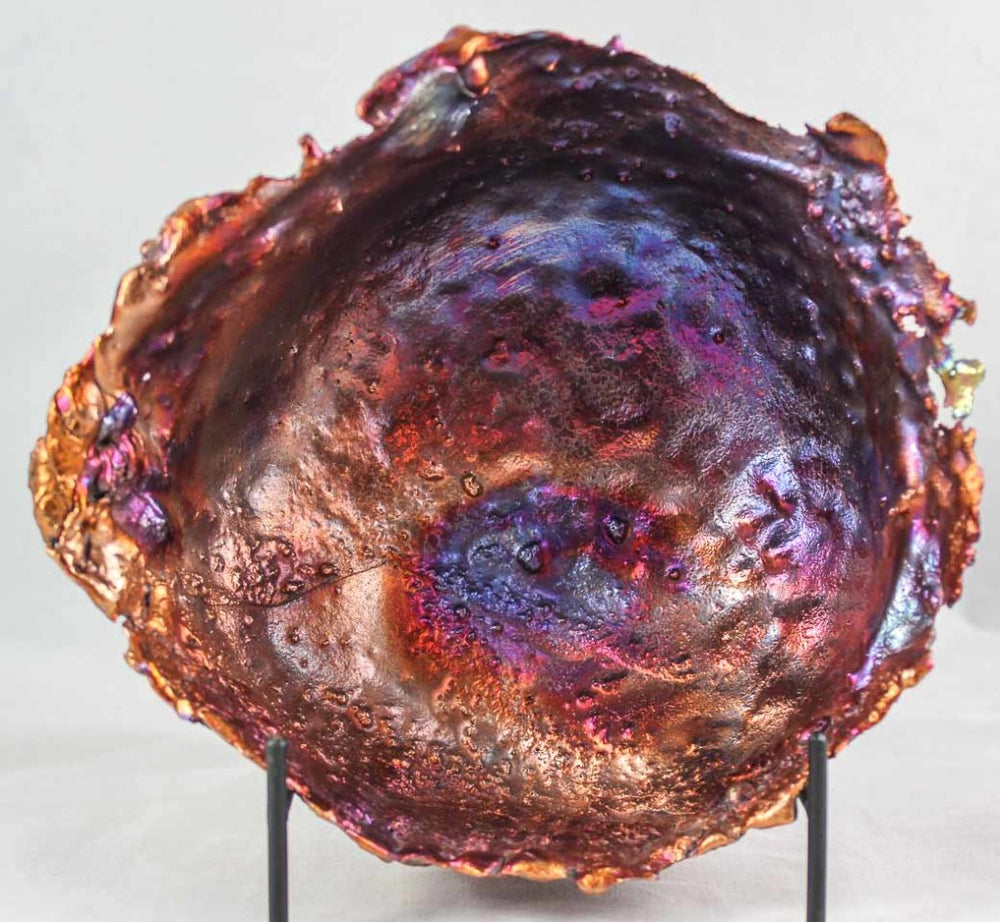 Large Copper Bowl